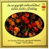 LP  Holder Holder Frühling  -  So Sei Gegrüßt Vieltausendmal  ,  Dresdner Kreuzchor  -  Eterna 135 001 - Vinyl-Schallplatten