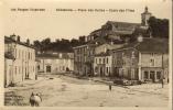 CHATENOIS. Place Des Halles. Ecole Des Filles - Chatenois