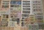 LOT + DE 60 BILLETS / BANKNOTES - Kiloware - Banknoten