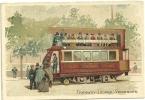 TRAMWAY LOUVRE VINCENNES   EXPLICATIONS DOS  28 NOV 1925 - Otros