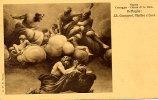 Parma - Santino Cartolina SS. GIOVANNI, MATTEO E LUCA (Correggio) Chiesa Di San Giovanni, Anni '20 - OTTIMO D55 - Religione & Esoterismo