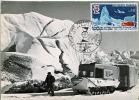 CP Maximum Expedition Polaire 19 Octobre 1968 état Superbe - Missions