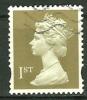 GRANDE BRETAGNE - N° YT 1953 Oblit - 1952-.... (Elizabeth II)