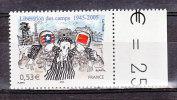 FRANCE / 2005 / Y&T N° 3781 ** : Libération Des Camps - Gomme D´origine Intacte - France