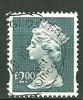 GRANDE BRETAGNE - N° YT 2084 Oblit - 1952-.... (Elizabeth II)