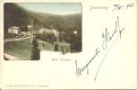 SEMMERING - Hôtel Panhans - 1900 - Verlag Georg Kleinhauus Erben, Semmering - Österreich