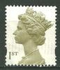 GRANDE BRETAGNE - N° YT 2145 Oblit - 1952-.... (Elizabeth II)