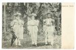 1900s Ceylon Kandyan Chiefs Ppc/cpa Unused - Sri Lanka (Ceylon)