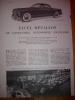 - Articles De Presse - Facel Métalon - Industrie Automobile - Photos De Célébrités - 3  Pages - Octobre 1951 - - Old Paper