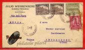 GUATEMALA LETTRE  DU 05/12/1932 DE QUETZALTENANGO POUR LEUBRINGEN SUISSE COVER - Guatemala