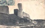 îles Chaussey Ruines Du Chateau - Feuillets Recollés - - Francia