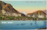 """Um 1920/1930 Ansichtskarte  """"Baveno, Monte Leone""""  Ungebrauchte Karte - Verbania"""