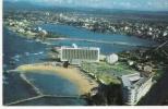 ANTILLES  -  PUERTO RICO -  Vista De SAN JUAN Tomada Desde Un Clipper - Puerto Rico