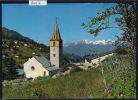 Vercorin 1319 M - L'église, Grand Chavalard Et Dents De Morcles ; Grand Format 10 / 15 (8056) - VS Valais