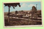 CHATEAU-SALINS -  Lot De Deux Cartes - La Gare & L'Hôpital - Chateau Salins