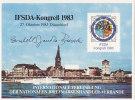 Block Mit BRD 1155 Zum IFSDA-Kongress 1983 In Düsseldorf (1868) - BRD