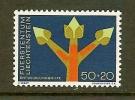 LIECHTENSTEIN 1967 MNH Stamp(s) Development 485 - Liechtenstein