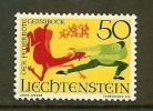 LIECHTENSTEIN 1969 MNH Stamp(s) Fairy Tales 519 (1 Value Only) - Liechtenstein