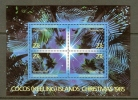 COCOS ISLANDS 1985 MNH Block B5 Christmas - Fruits