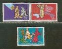 COCOS ISLANDS 1982 MNH Stamp(s) Christmas 104-106 - Christmas