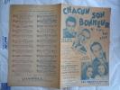 1946 CHACUN SON BONHEUR TO EACH IS OWN R GERBEAU N POWER J PATART