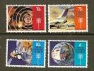 COCOS ISLANDS 1987 MNH Stamp(s) Communications SG 165-168 - Cocos (Keeling) Islands