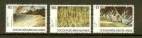 COCOS ISLANDS 1987 MNH Stamp(s) Landscapes 170-172 - Cocos (Keeling) Islands