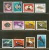 COCOS ISLANDS 1969 MNH Stamp(s) Definitives 8-19 - Cocoseilanden
