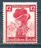 GERMANY..1935..Michel # 593...MH. - Nuovi