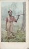 BLACK AMERICANA - Looking For A Job-VINTAGE-DETROIT PHOTOGRAPHIC CO N° 5745 - 1902 - Black Americana