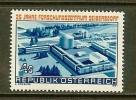 AUSTRIA 1981 MNH Stamp(s) Seibersdorf 1673 - 1945-.... 2nd Republic