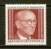 AUSTRIA 1981 MNH Stamp(s) Hans Kelsen 1684 - 1945-.... 2nd Republic