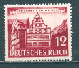 GERMANY..1941..Michel # 766...MH. - Duitsland