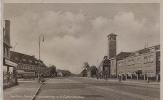Haarlem, - Noord, Rijksstraatweg Met St. Catharinaschool - Haarlem