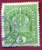 Autriche 144 (O) - Used Stamps