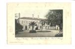 Cp, 85, Luçon, Pensionnat Siante-Ursule, Cour D'Honneur, écrite - Lucon