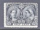 Canada 50   * - 1851-1902 Reign Of Victoria