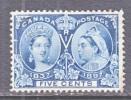 Canada 54   * - Unused Stamps