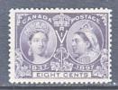 Canada 56   * - 1851-1902 Reign Of Victoria