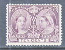 Canada 57   * - 1851-1902 Reign Of Victoria