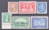Canada 211-16   ** - Unused Stamps