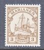 Mariana Islands  17   **  . - Colony: Mariana Islands
