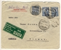 KOLUMBIEN - 1930 , Brief Befördert Mit SCADTA Aus BUCARAMANGA  Nach Bremen - Colombia