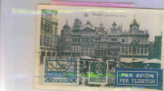 CARTE MAXIMUM  BELGIQUE   BRUXELLES LA GRANDE PLACE   P.A.   N° 1 - Maximum Cards