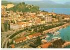 CP Italie - Arona - Petit Hotel Clipper + Vue Generale - Due Cartolina - Novara