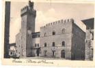 CP Italie - AREZZO - Piazza Della Stazione + Palazzo Del Comune + Giostra Del Saracino - Tre Cartolina - Arezzo