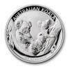 AUSTRALIA - Koala 2011 Bullion Coin 1 Oz Fine Silver BU - Australia