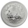 AUSTRALIA - Lunar 2011 Year Of The Rabbit II Serie - 1 Oz Fine Silver - BU (Prooflike) - Australia