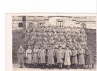 20309 Carte Photo Régiment Militaire Soldat ; Bois - Peut être 12  Au Col