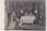 20324 Salon 1909 - Weber -lisant Rabelais . LL 27